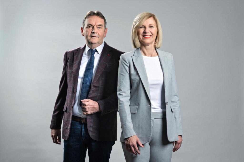 Tomislav Mamić i Branka Ramljak su suglasni oko toga s kim ne žele koalirati iza izbora: To je isključivo HGS