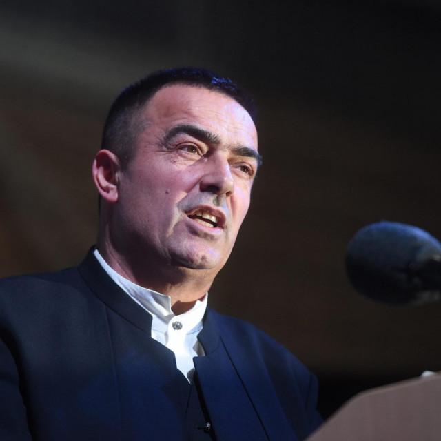 Ivan Knez, gradonačelnik Biograda