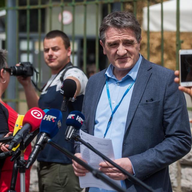 Dr. Edi Karuc - zamjenik ravnatelja OB Zadar