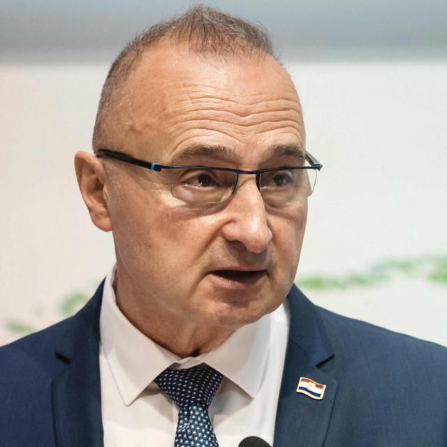 Ministar Gordan Grlić Radman