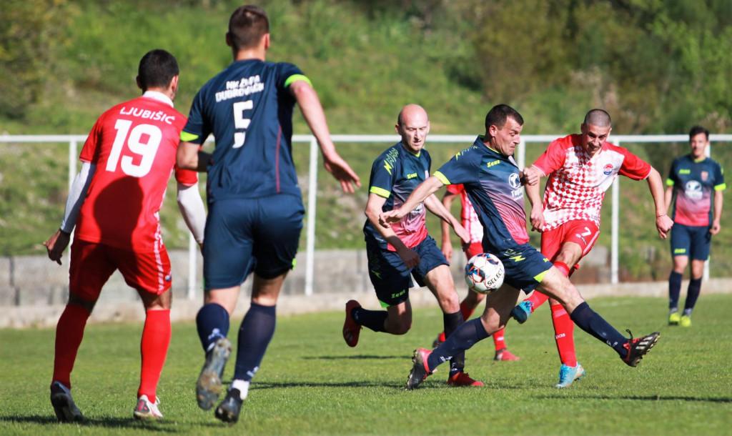 Prva ŽNL, 15. kolo: Croatia - Župa dubrovačka 2:1