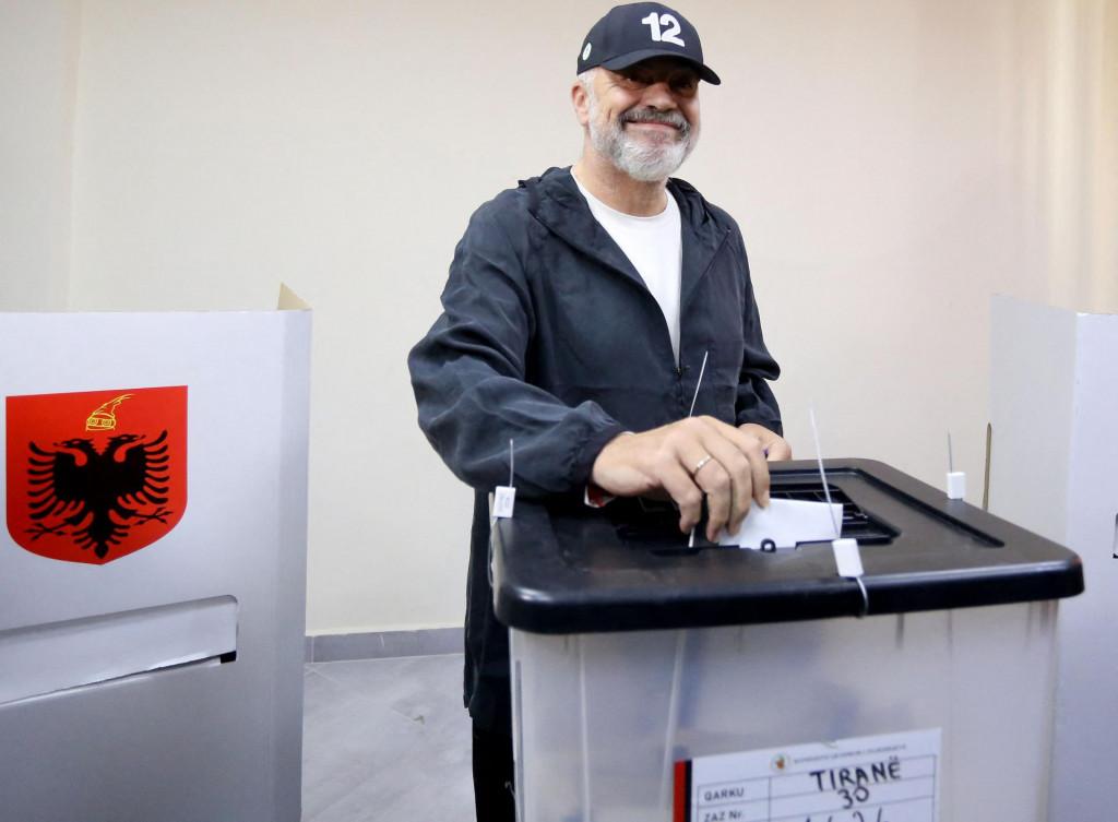 Na ovim izborima presudnim za europske ambicije Albanije