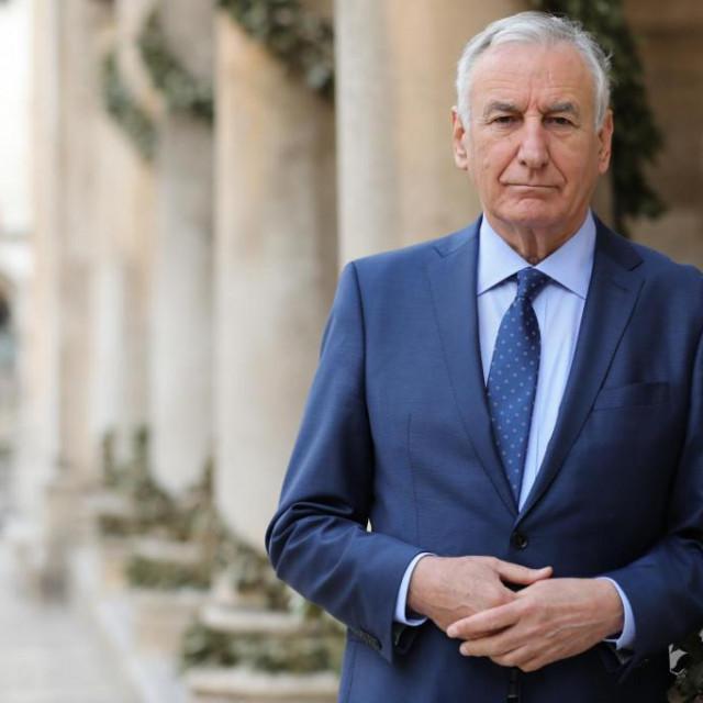 Nikola Dobroslavić , aktulani župan i HDZ-ov kandidat za Dubrovačko-neretvanskog župana