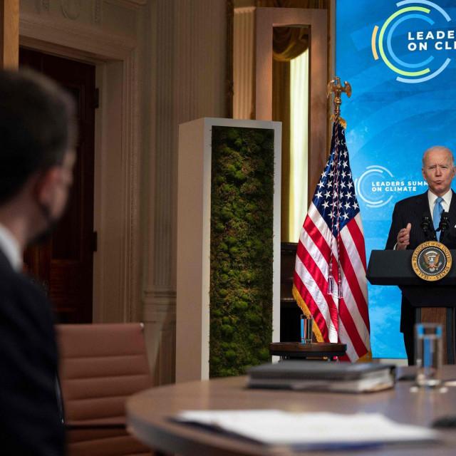 Biden će u Kongresu izvijestiti kako ovom fiskalnom reformom želi financirati američki plan za obitelj