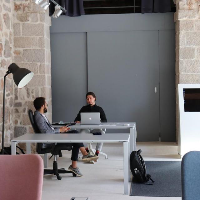 Digitalni nomadi u prostoru Lazareta, u Dubrovniku