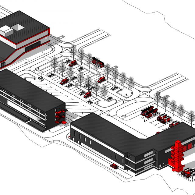 Ovako će izgledati napredni trening centar u Vučevici