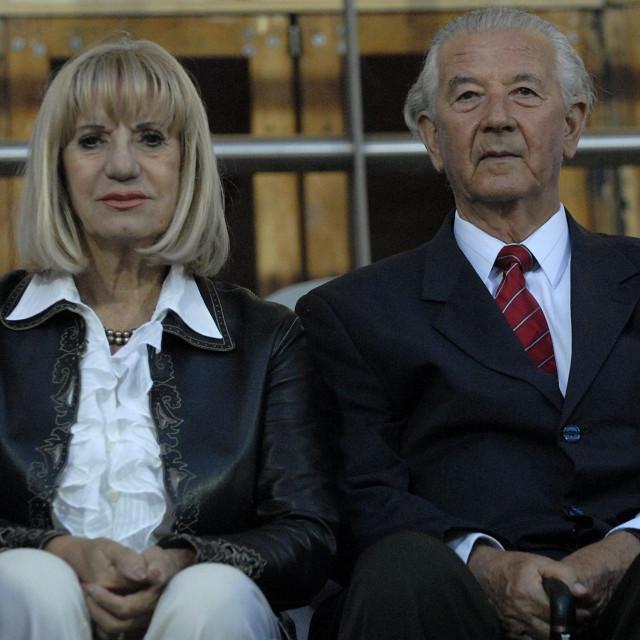 Biserka i Jole Petrović