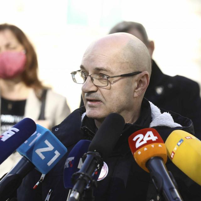 Goran Aleksić, koordinator Ekonomsko-pravnog tima udruge Franak