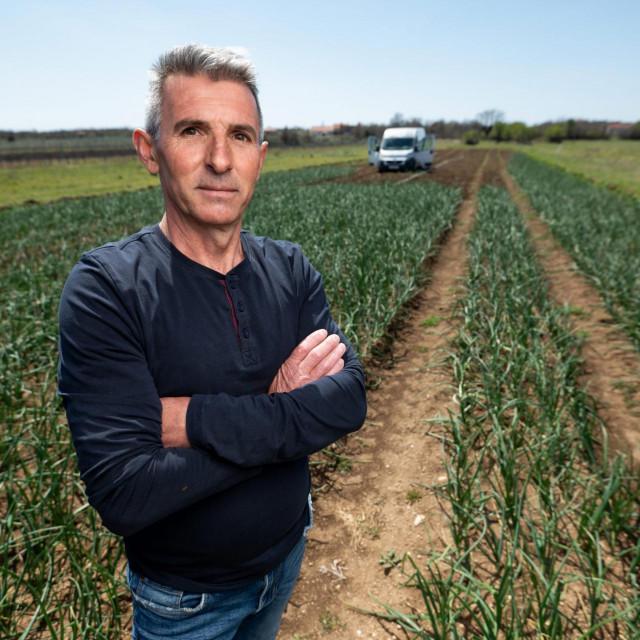 Branitelj Dragan Ražnjević se u rodnoj Polači bavi poljoprivredom