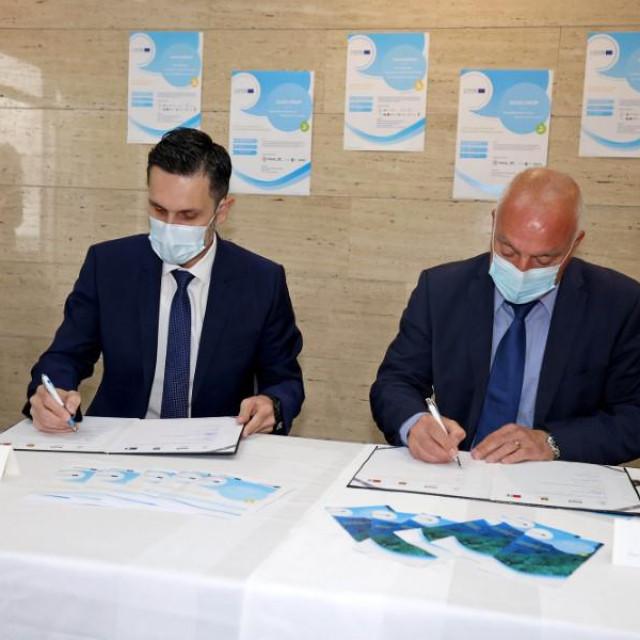 Potpisano pismo namjere osnivanja Centra izvrsnosti u Šibeniku
