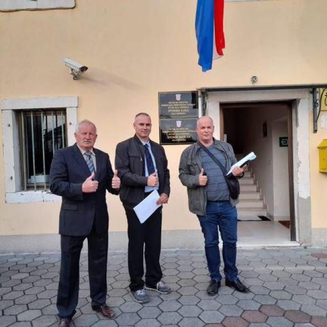 Srećko Ćelić, Općina Kula Norinska