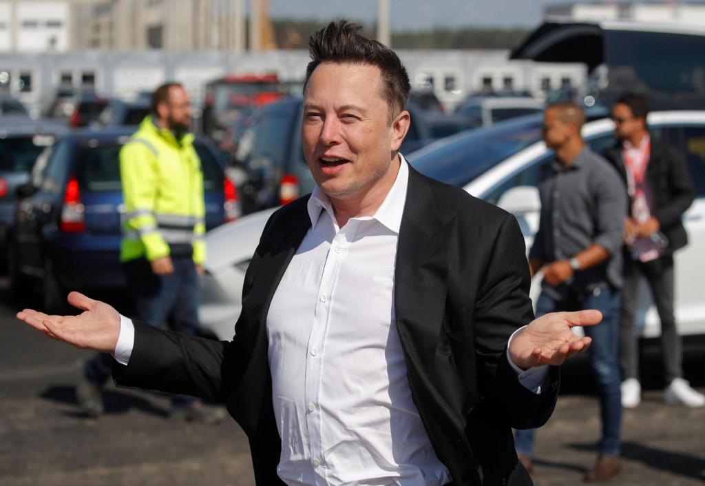 Musk: Koji Jeff?