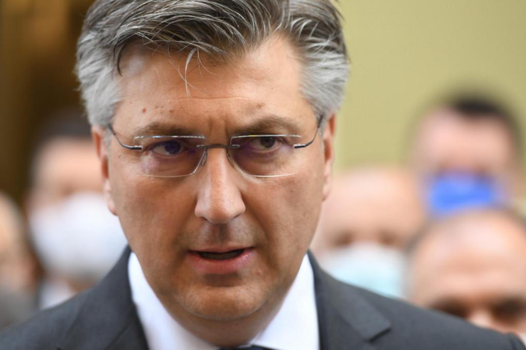 Premijer Plenković