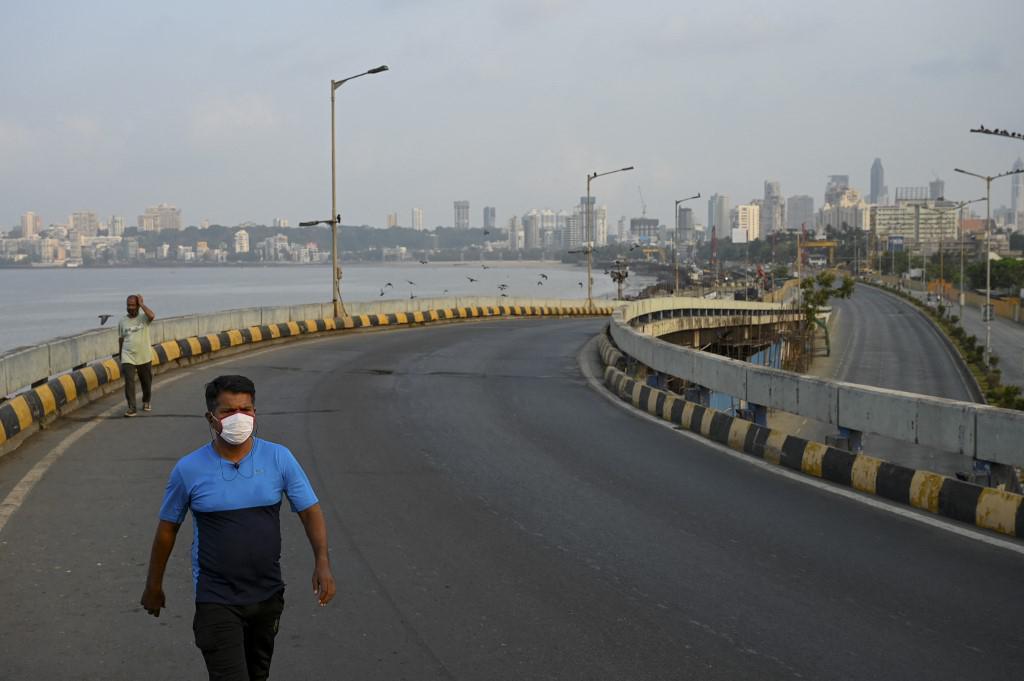 prizor na ulicama Mumbaija