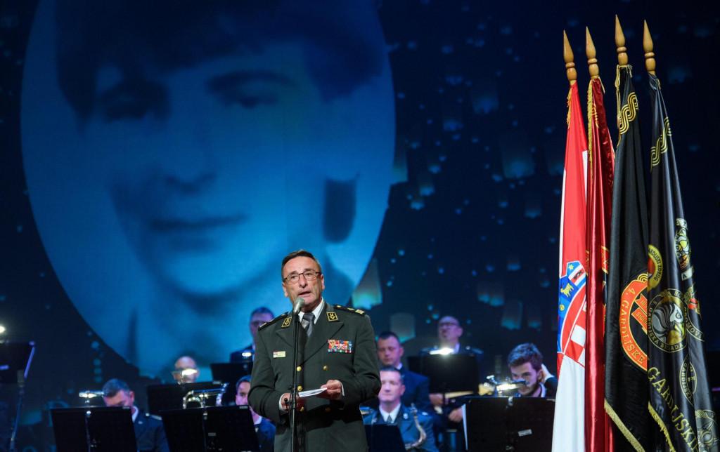 Svečana akademija povodom 30. godisnjice osnivanja 4. gardijske brigade održana je u HNK Split<br />