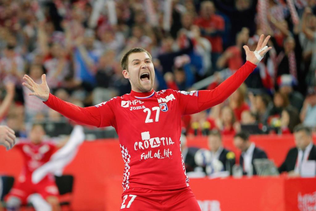 Ivan Čupić (Hrvatska) na Europskom prvenstvu 2018. godine