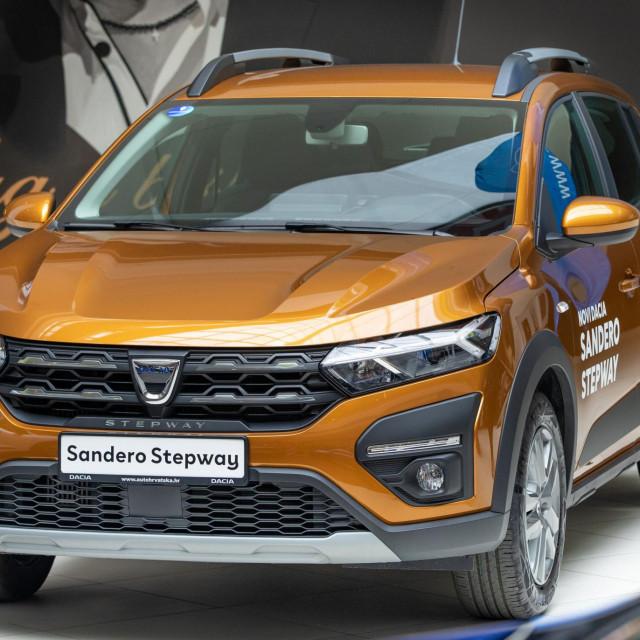 Dacia Sandero Stepway izazvala najveći interes