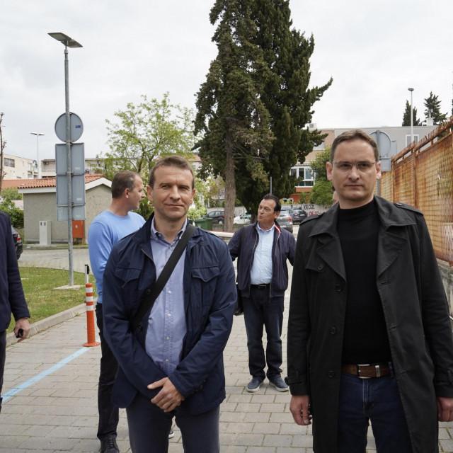 Zlatko Marasović i Marko Vučetić