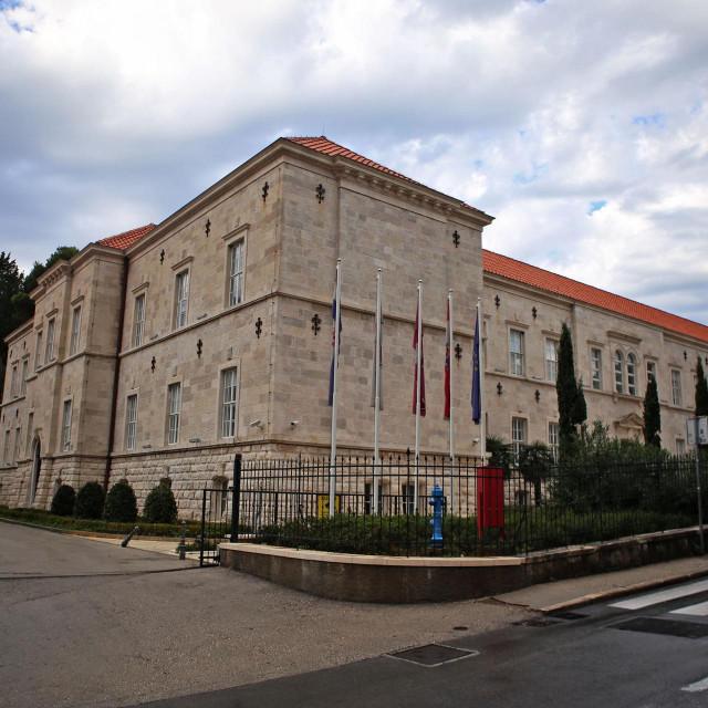 Sveučilište u Dubrovniku, kampus