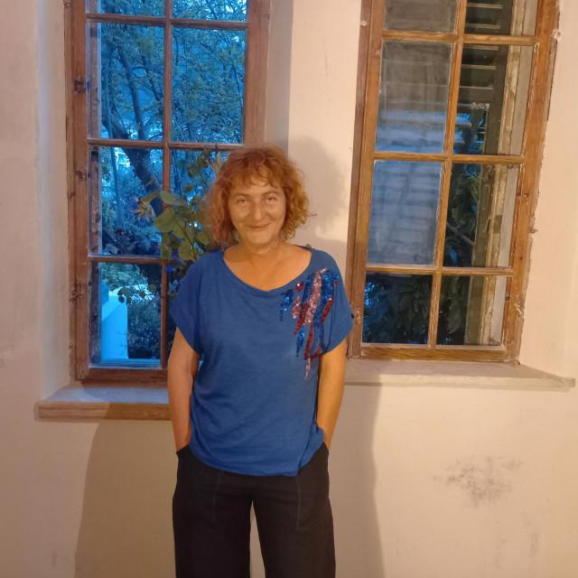 Ivana Pegan Baće u Galeriji Flora