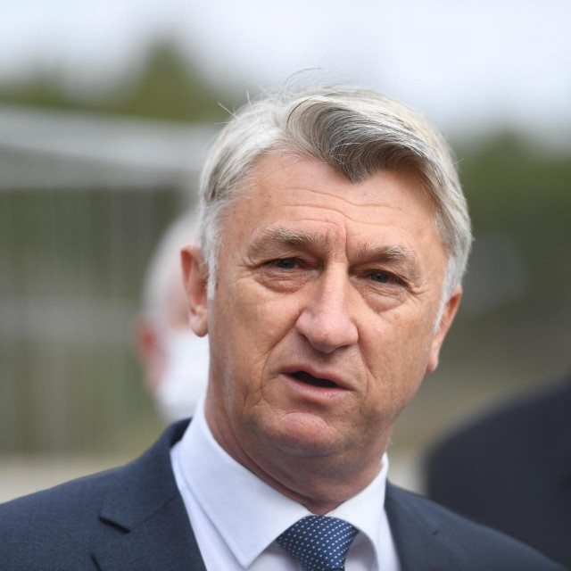 Božidar Longin: To su podvale i konstrukcije kojima se današnja opozicija pred izbore<br /> Jure Mišković/CROPIX