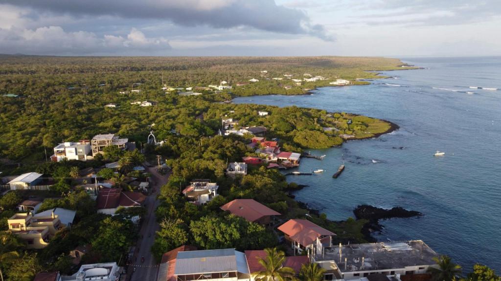 Otok Santa Cruz dio je otočja Galapagos