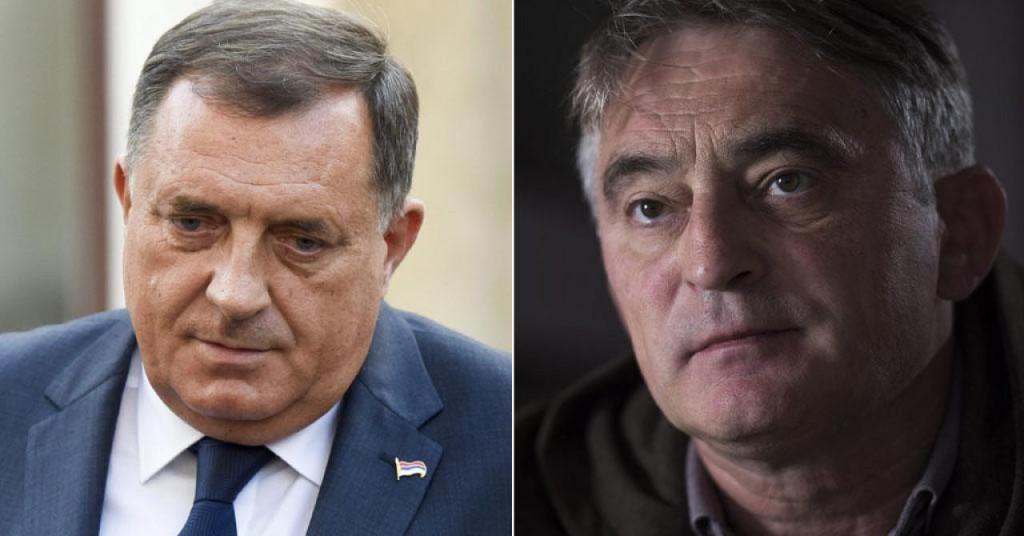 Dodik i Komšić