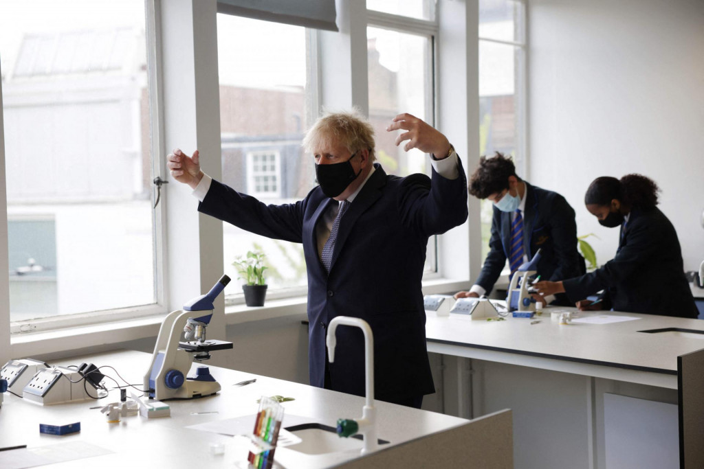 Teška iskušenja su pred njim - britanski premijer Boris Johnson<br />
