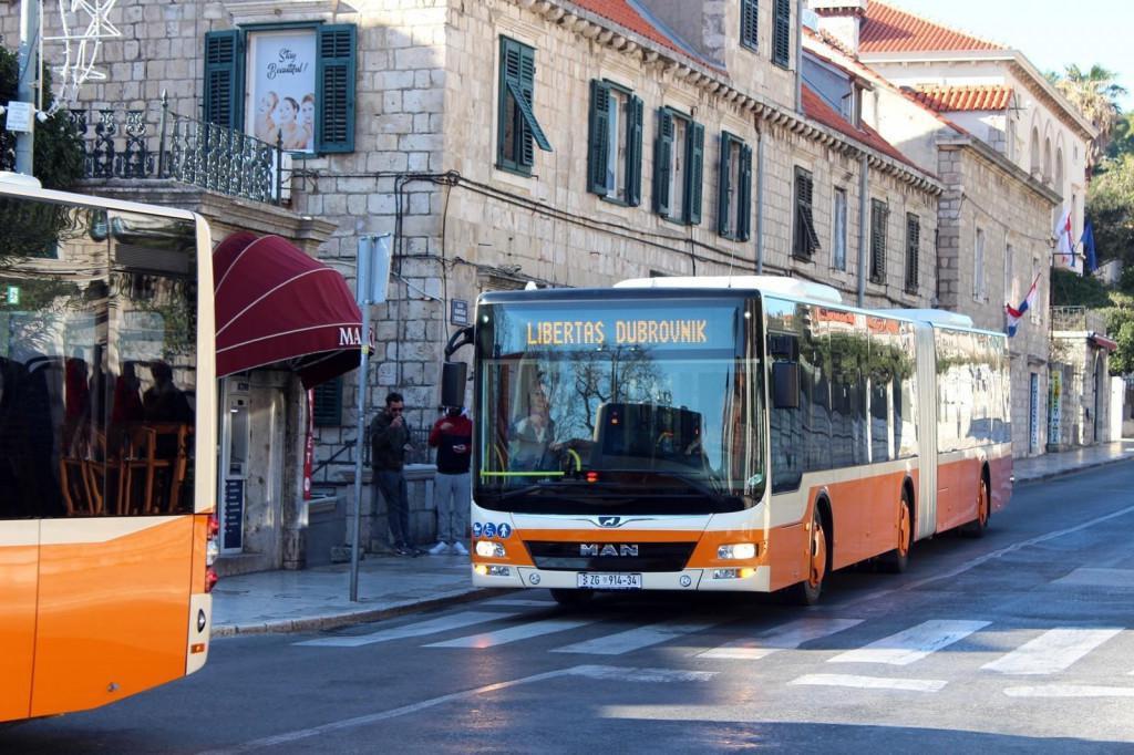 Mnogi građani ovise o Libertasovim autobusima