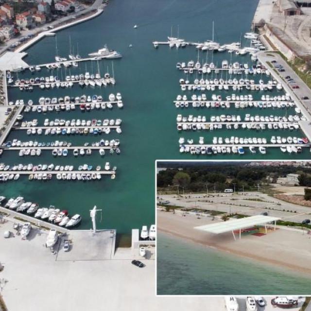 Najavljeno je daljnje uređenje obale na području grada Šibenika