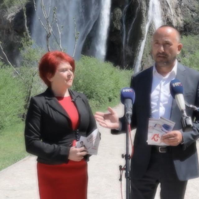 Hrvoje Zekanović i Adrijana Franjkić