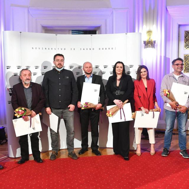 Miroslav Bokan, Mato Jerkić, Goran Borkovi-, Ivan Pandžić, Ivana Radaljac Krušlin, Ana Mlinarić, Boris Šćitar i Denis Mahmutović