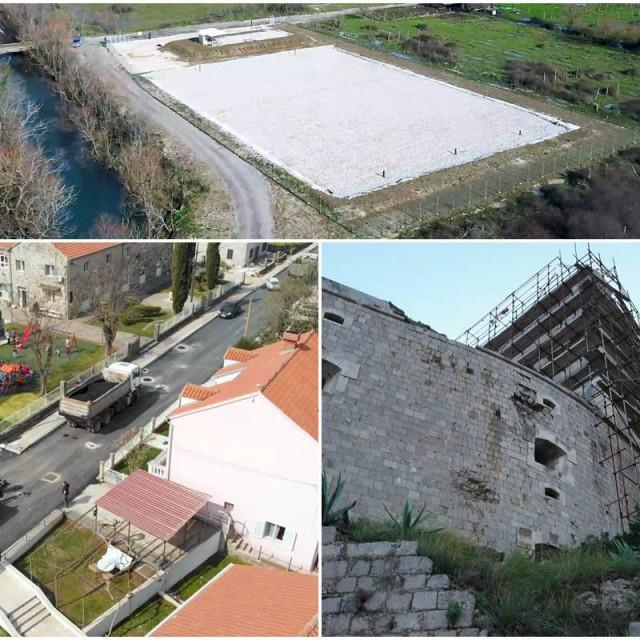Općina Konavle, projekti