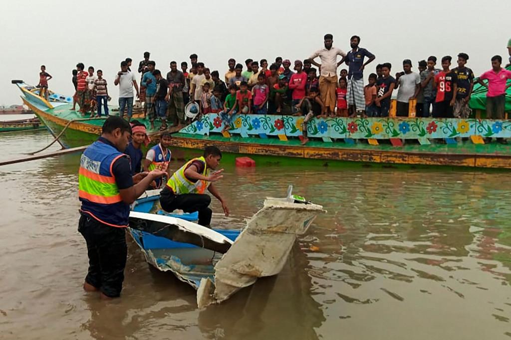 Posljedice današnje nesreće u Bangladešu