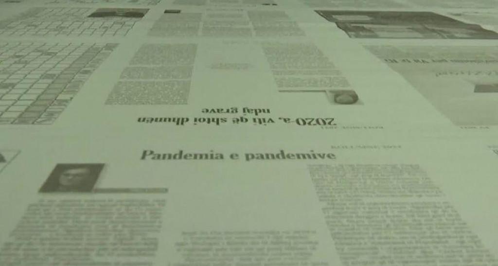 Novine na Kosovu
