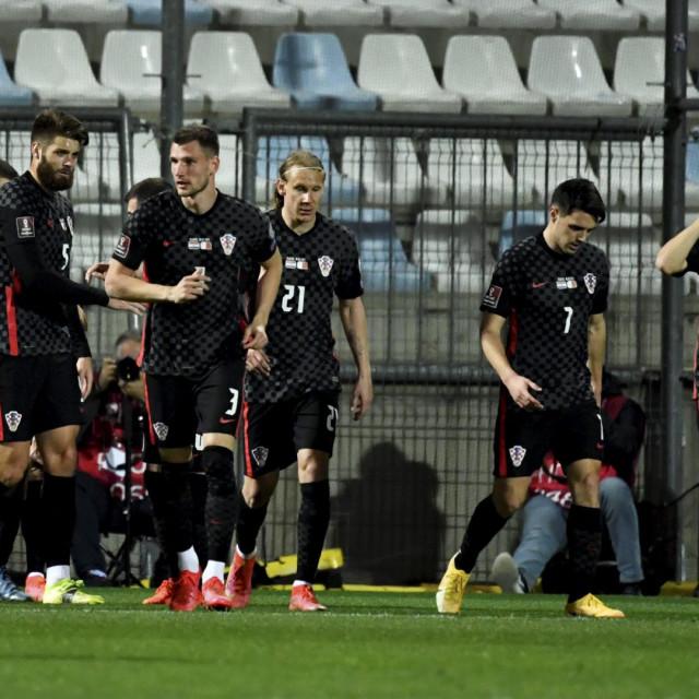 Glavnu riječ vodit će nogometaši, a kamo sreće da to opet budu - oni naši<br /> Ronald Goršić/CROPIX