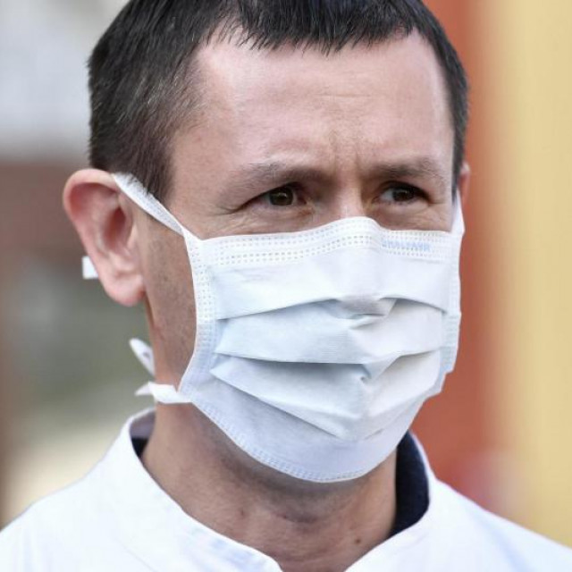 Nenad Kudelić, ravnatelj varaždinske bolnice