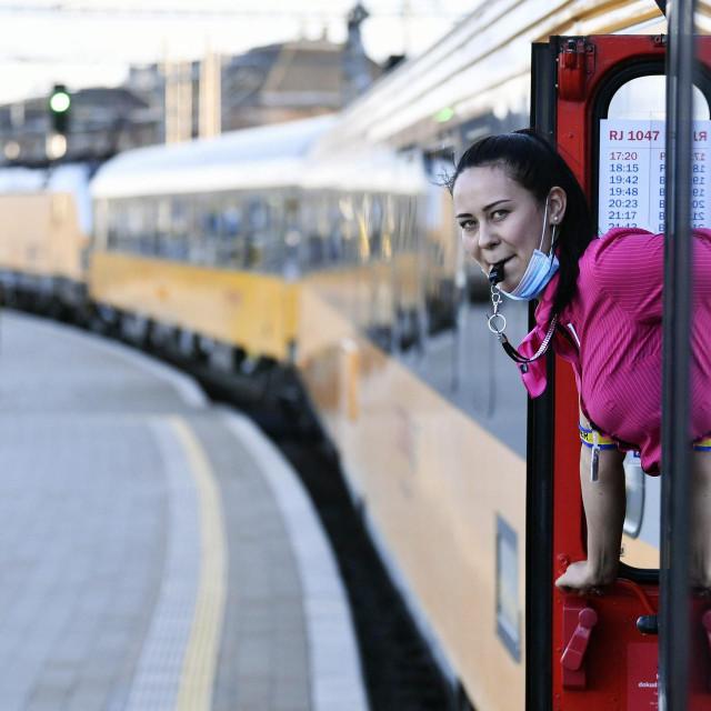 Žuti vlak