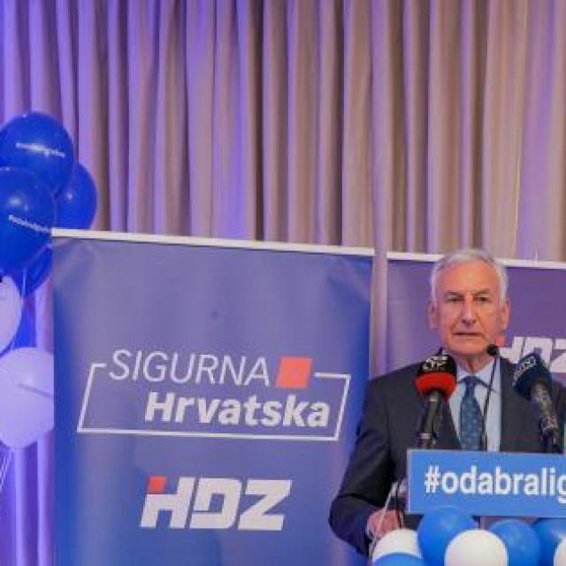 Nikola Dobroslavić predstavio izborni program za nadolazeće lokalne izbore