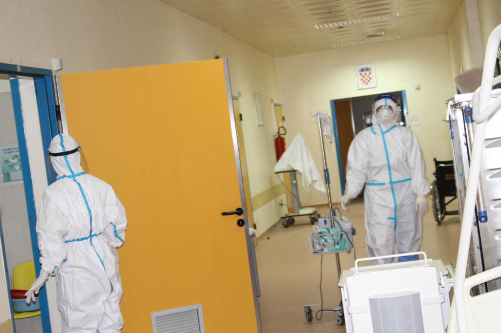 Opća bolnica Dubrovnik - Covid odjel