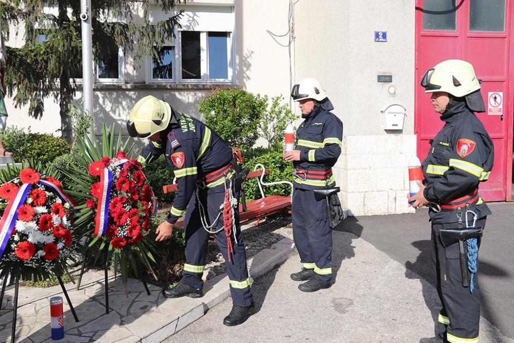 I šibenski vatrogasci obilježili Dan sv. Florijana