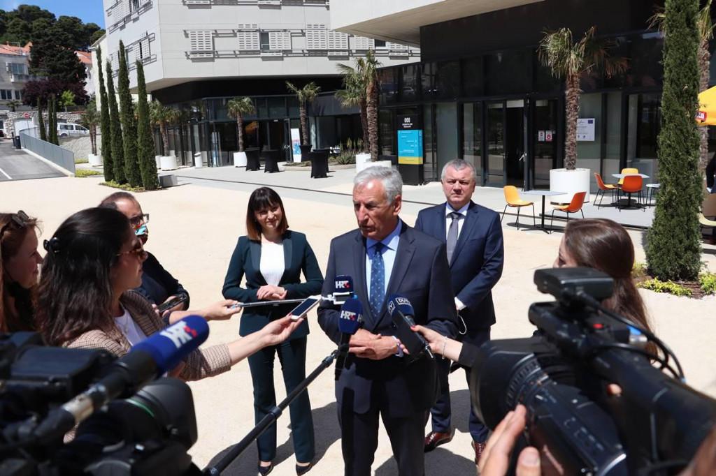 Dubrovačko-neretvanska županija najbolja u Hrvatskoj po povučenim EU sredstvima