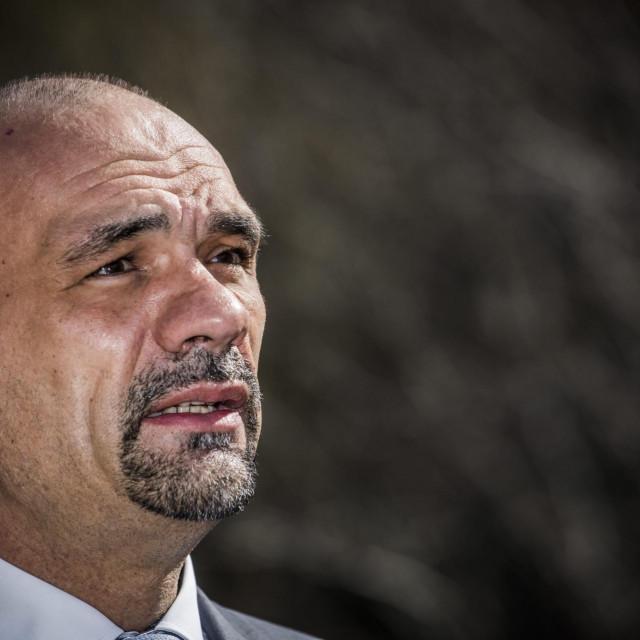 Marko Jelić, kandidat za šibensko-kninskog župana