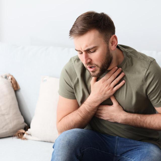 Astma je na visokom mjestu po uzroku gubitka godina zdravog života