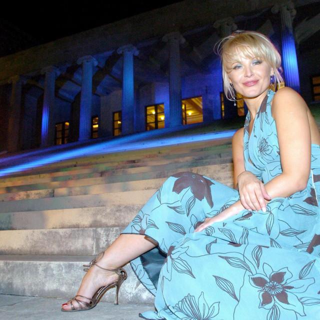 Danijela Martinović u tajnom braku s pjevačem Markom Perkovićem Thompsonom bila je tri godine.