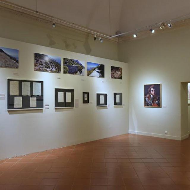 """Otvorena izložba """"Napoleonova cesta u Dalmaciji"""""""