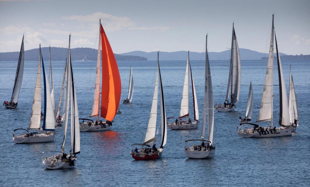 Prošle godine u listopadu održana je Pa(V)iška regata