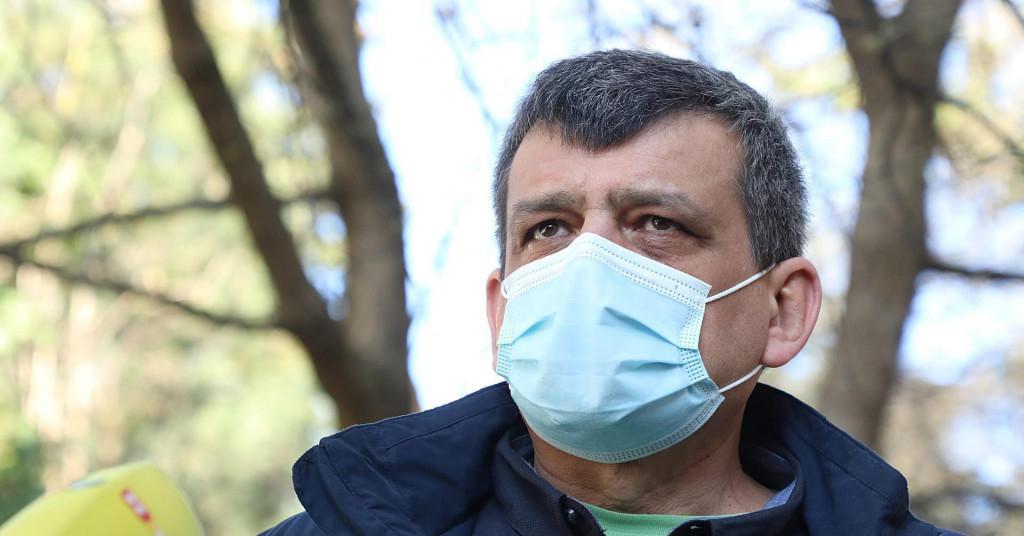 Epidemiolog Bernard Kaić