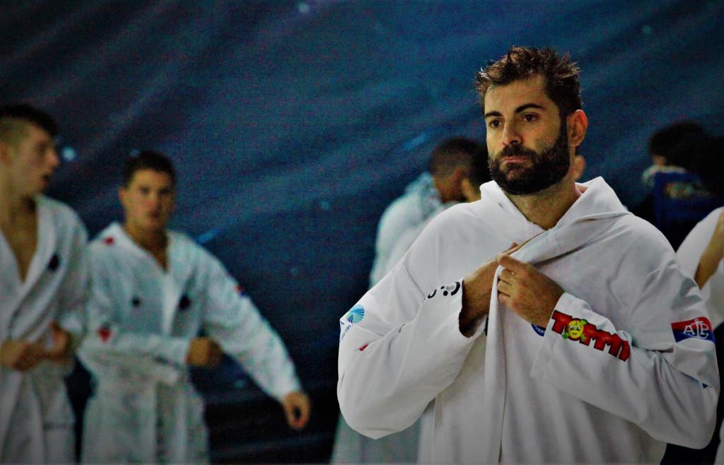Xavi Garcia, kapetan Jug Adriatic osiguranja