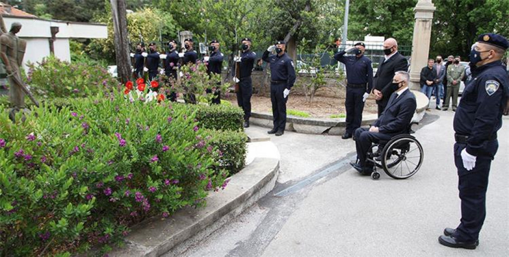 Specijalna jedinica policije Grof - 30 godina postojanja
